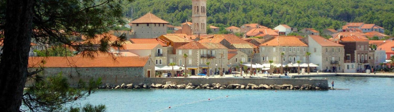 Kroatien Jelsa